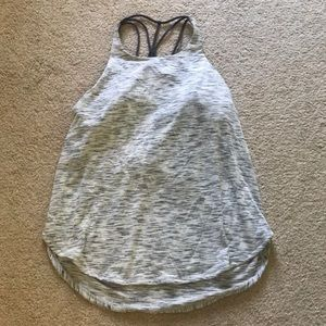 Lululemon athletica top with built in bra